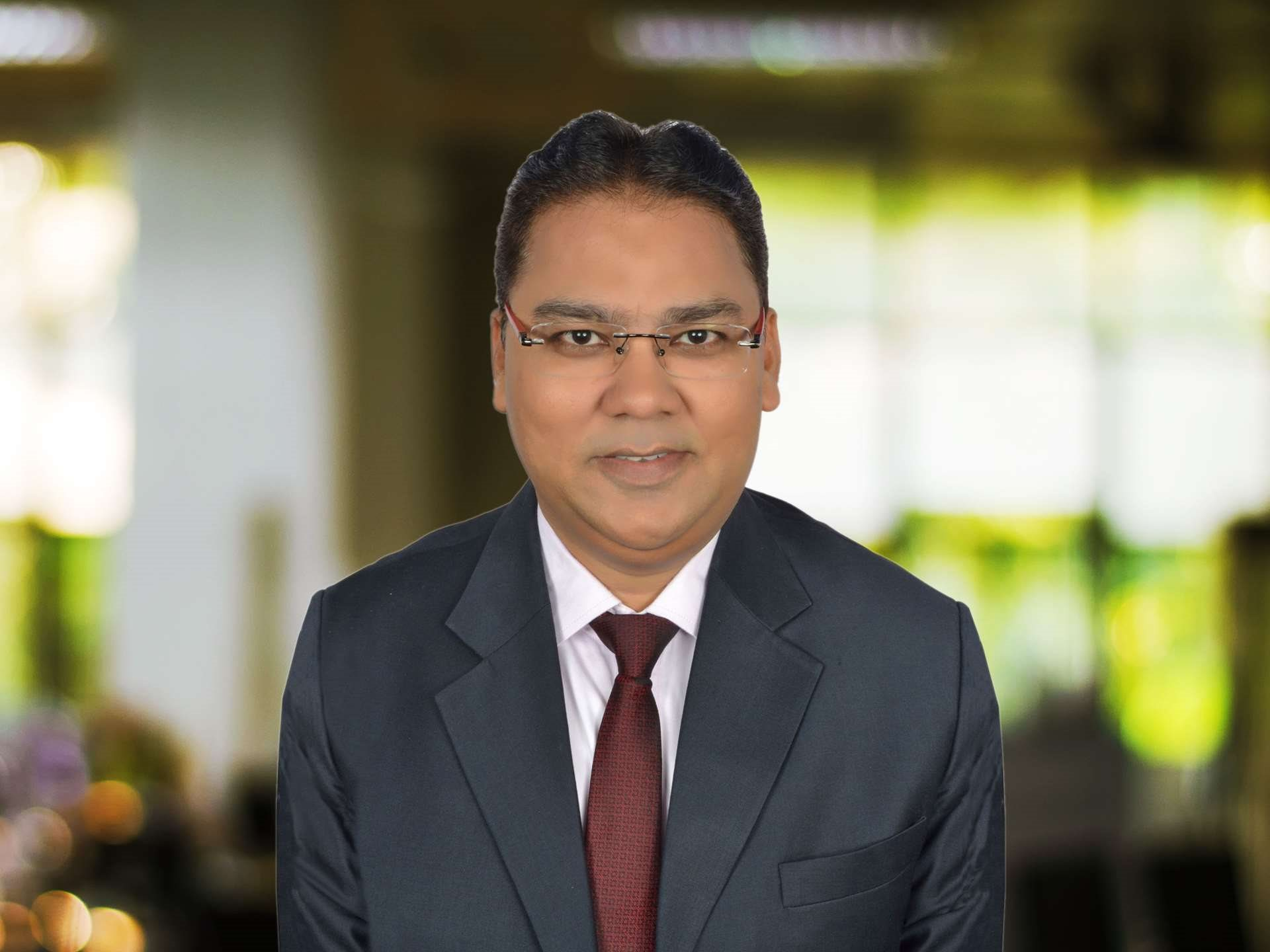 Virendra Jain, Partner <br> Shared Services & Outsourcing - India