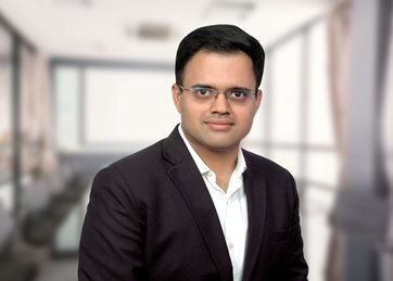 Abhinav Srivastava, Partner <br> Indirect Tax
